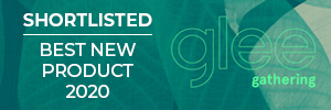 Lava-Lite - shortlisted for best new product award at Glee 2020